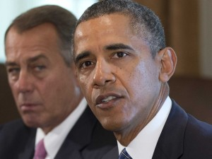 Boehner, John and Obama, Barack