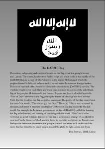 DAESH Flag Explanation 1
