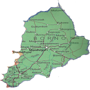 Nigeria, Borno State