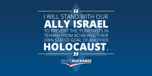 Huckabee on Iran Deal