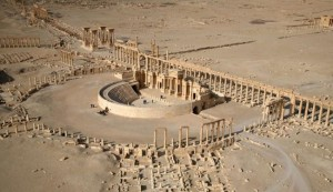 ISIS Executed 20 Men in Ancient Roman Amphitheater of Palmyra