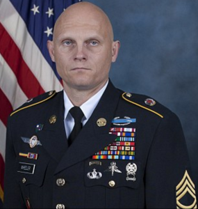 Wheeler, Special Forces Master Sergeant Joshua