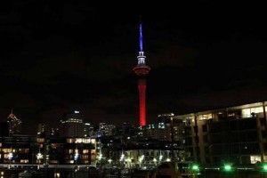 Sky Tower for France