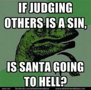 Santa hell