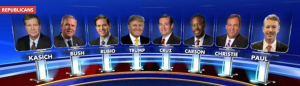 GOP Iowa Debate Main Event