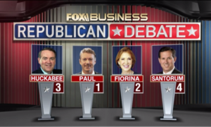 Jan 2016 FBN Debate 1