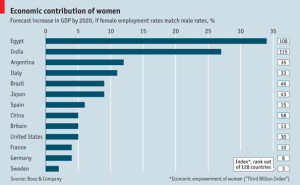 Womens Economic Contribution