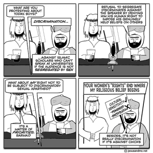 jesus and mo on women