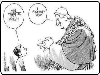 Catholic molester