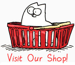 SImon's Cat Merchandise