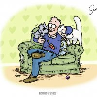 Simon's Cat Logic: Is Your Cat Talking to You?